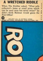 1966 Topps Blue Bat #29 back
