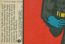 1966 Red Bat Topps #3A Back