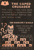 1966 Riddler back A&BC #8 back