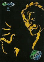 Batman Forever Gold Card Two-Face